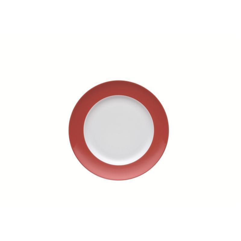 thomas sunny day speiseteller essteller new red neu rot. Black Bedroom Furniture Sets. Home Design Ideas