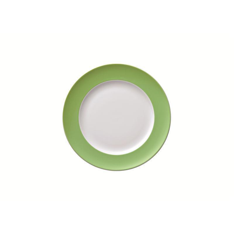 Thomas Sunny Day Frühstücksteller Teller apple green apfelgrün grün