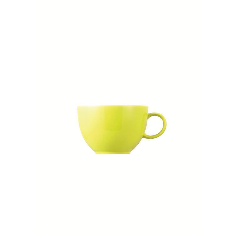Thomas Sunny Day Lime Teeobertasse Kombiobertasse 0,2L