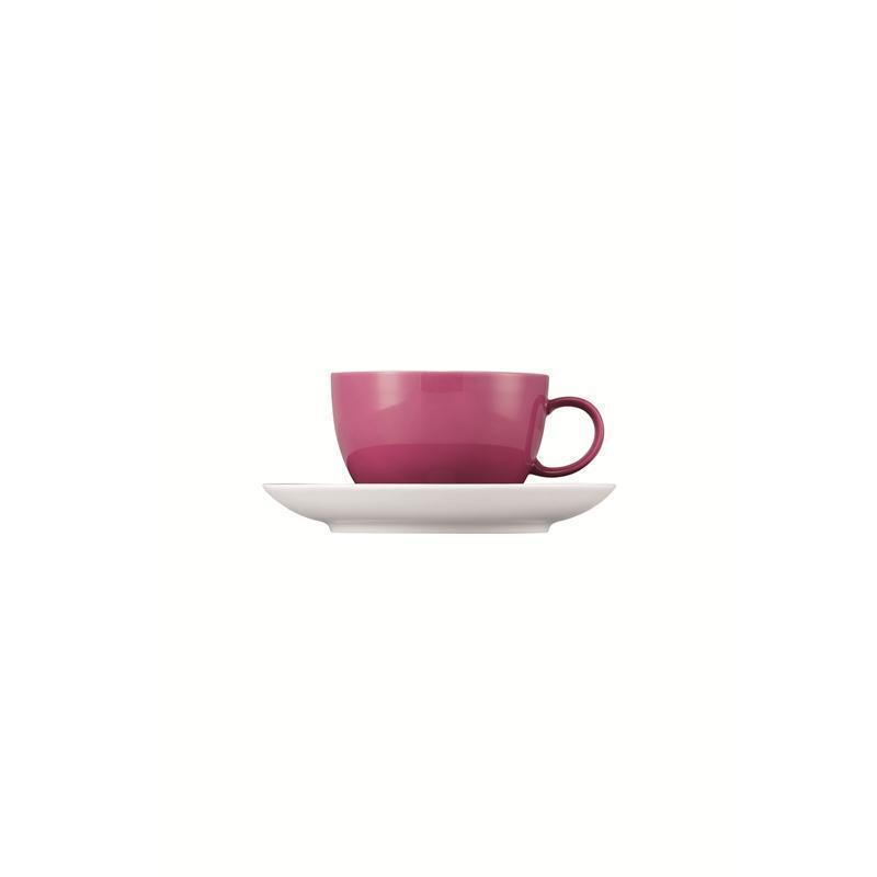 Thomas Sunny Day Tasse Teetasse Kombitasse Raspberry pink 0,2L 2T