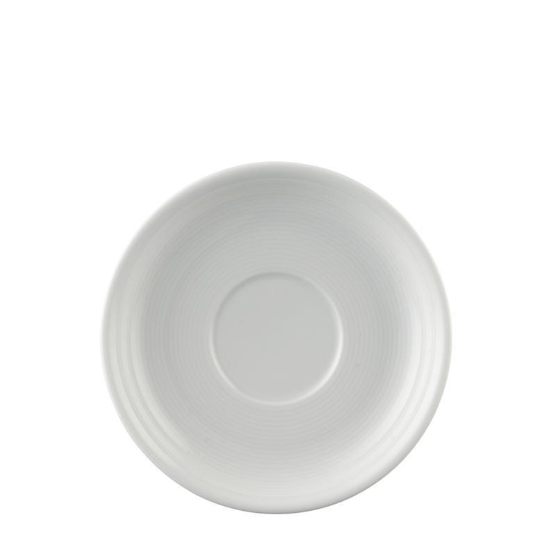 Thomas Trend Weiss Frühstücksuntertasse Bouillonuntertasse