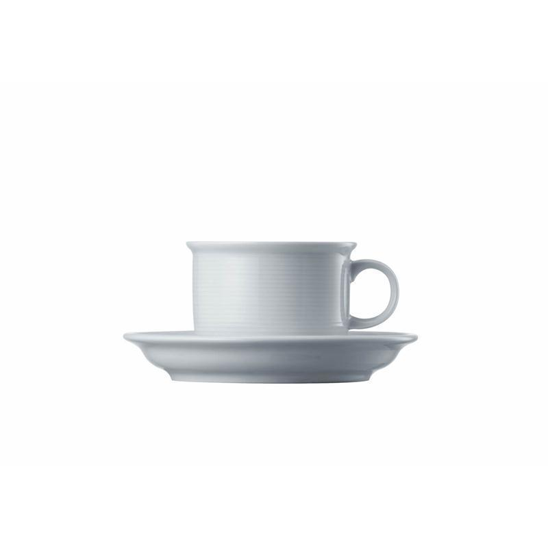 Thomas Trend Weiss Kaffeetasse 2 teilig