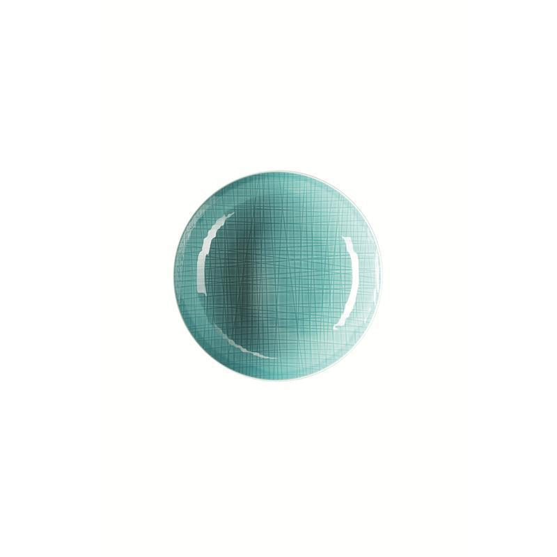 Rosenthal Mesh Aqua Teller tief 21 cm blau