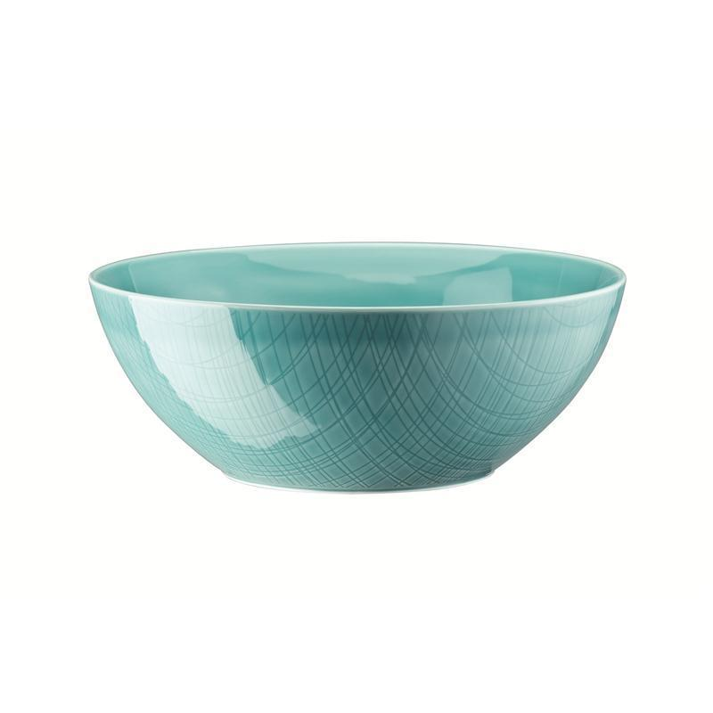 Rosenthal Mesh Aqua Schüssel 24 cm blau