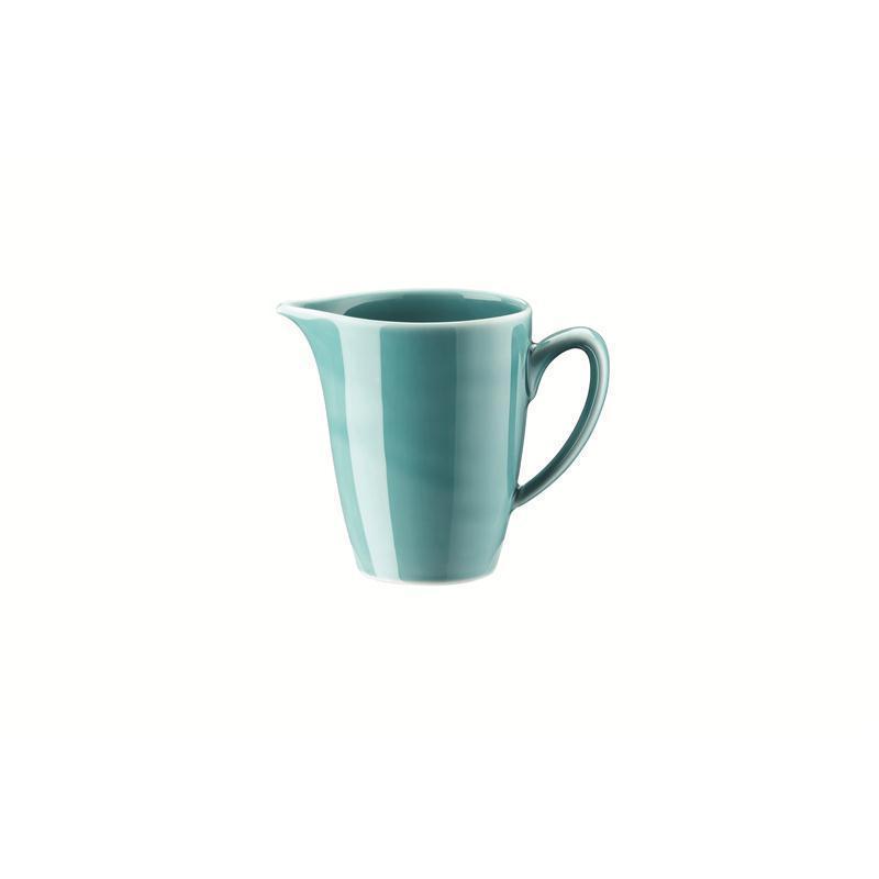 Rosenthal Mesh Aqua Milchkännchen Gießer 0,15 ltr. blau