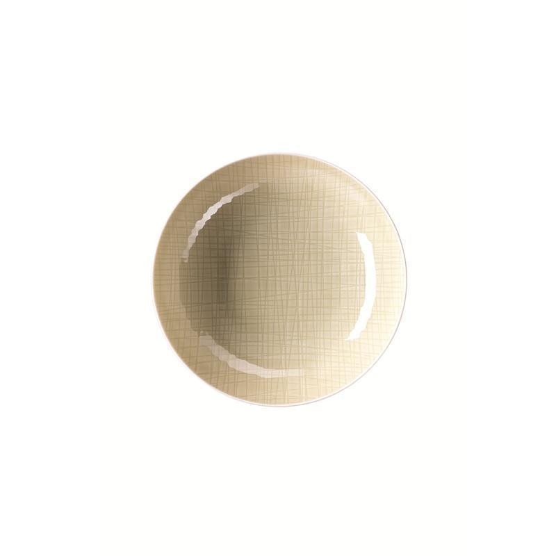 Rosenthal Mesh Cream Teller tief 21 cm beige