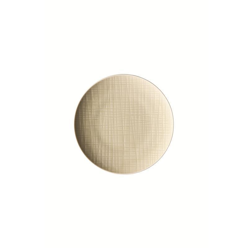 Rosenthal Mesh Cream Teller flach 17 cm beige Brotteller