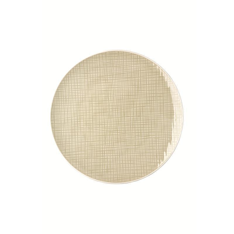 rosenthal mesh cream teller flach 30 cm. Black Bedroom Furniture Sets. Home Design Ideas