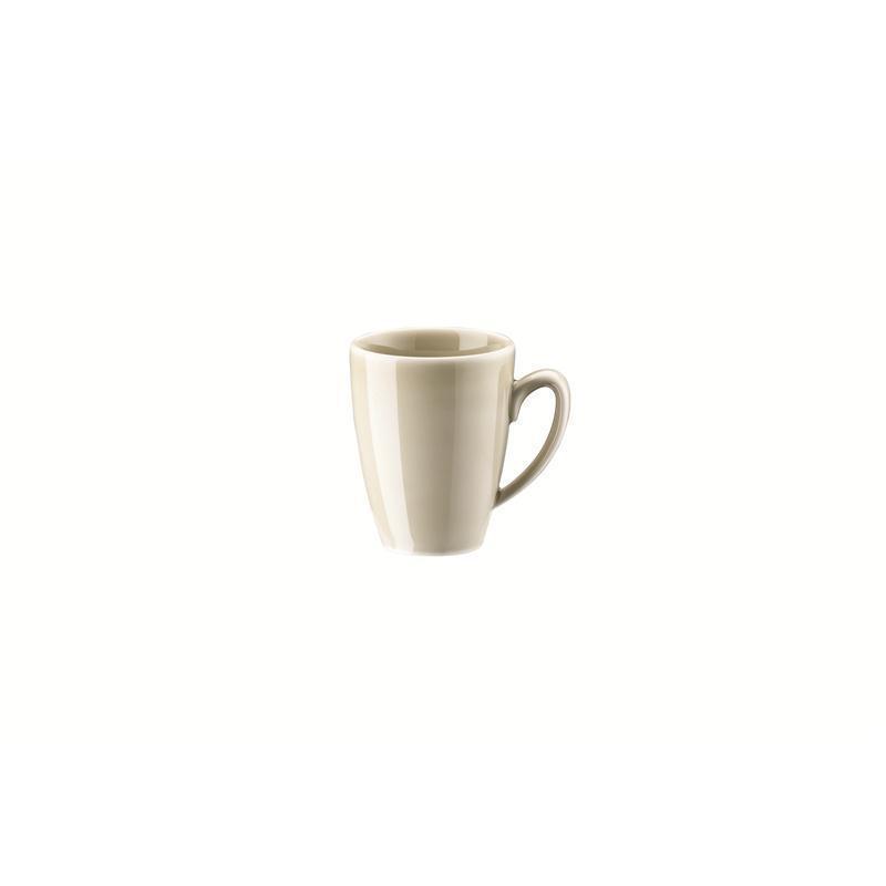 Rosenthal Mesh Cream Espresso-Obertasse Mokkaobere 0,08 ltr. beige