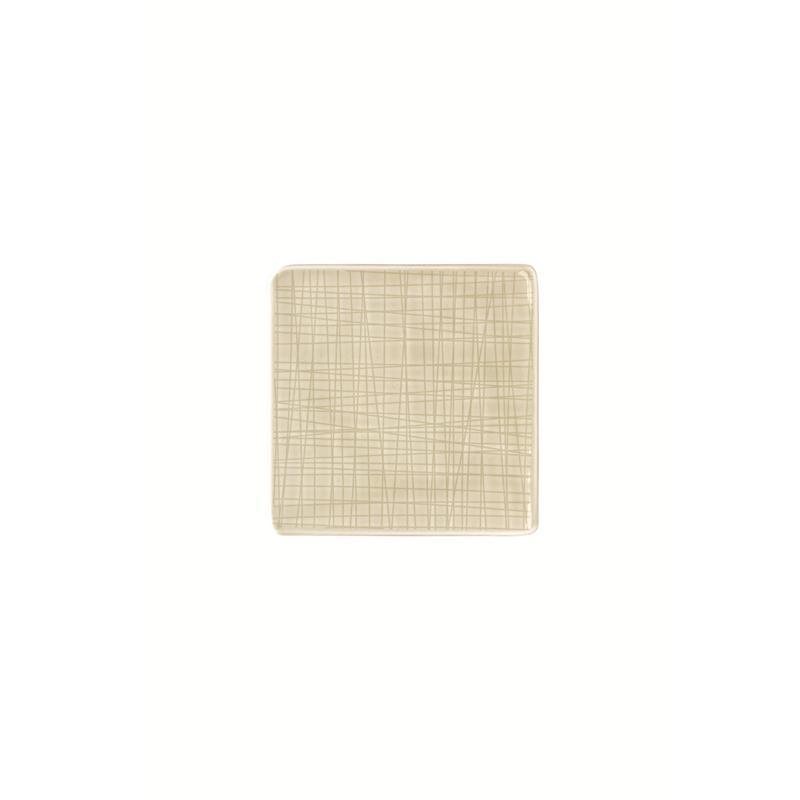 Rosenthal Mesh Cream Teller quadr. 14 fl. beige
