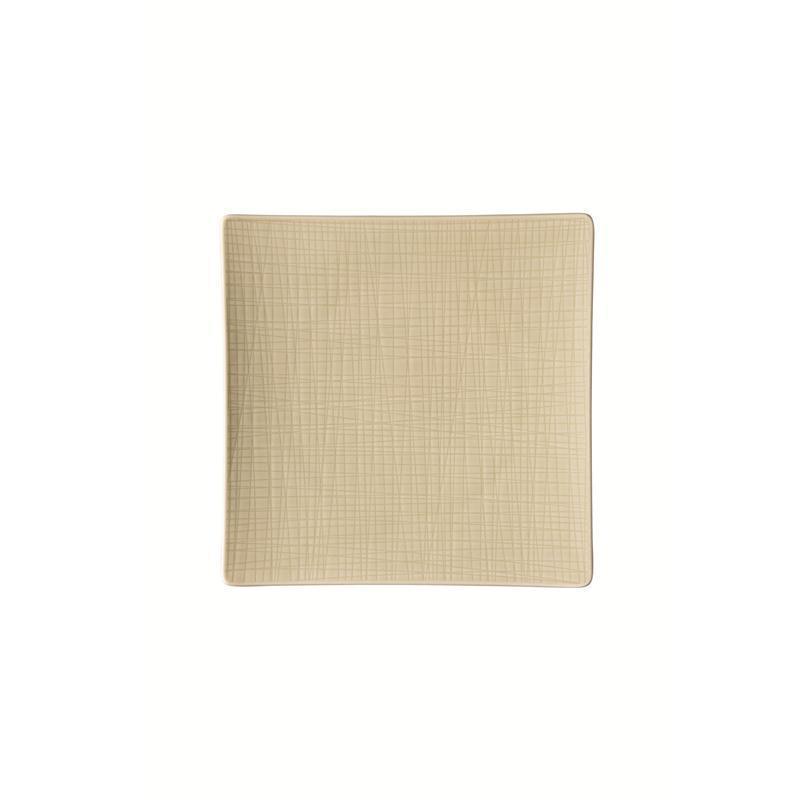 Rosenthal Mesh Cream Teller quadr. 27 fl. beige
