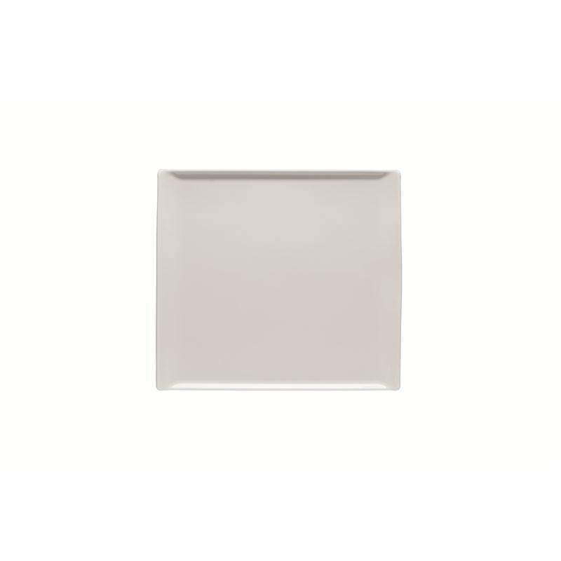 Rosenthal Mesh Weiss Platte flach 26x24cm