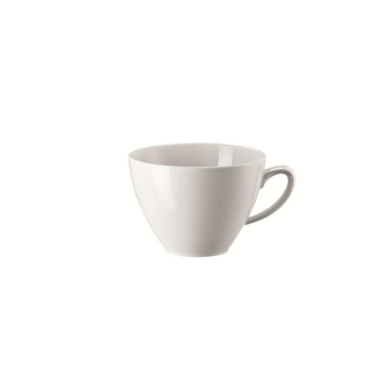 Rosenthal Mesh Weiss Kombi-Obertasse Kaffeeobere Obertasse 0,29 ltr.