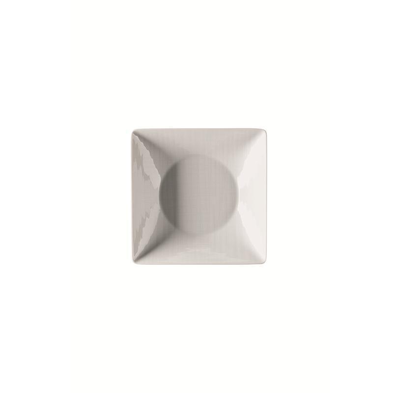 Rosenthal Mesh Weiss Teller quadr. 20 tf.