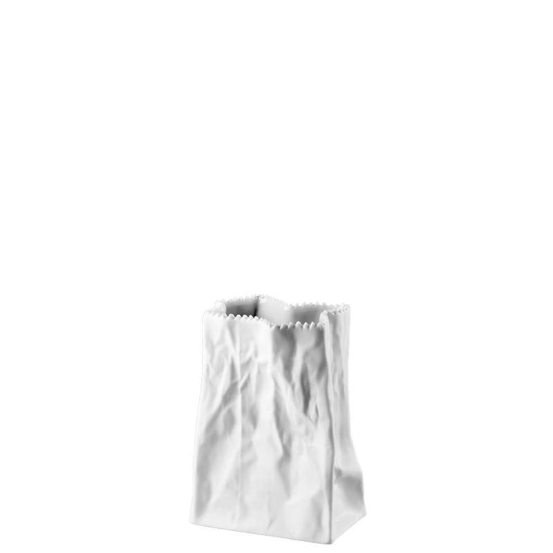 Rosenthal Do not litter Vase Tütenvase 14