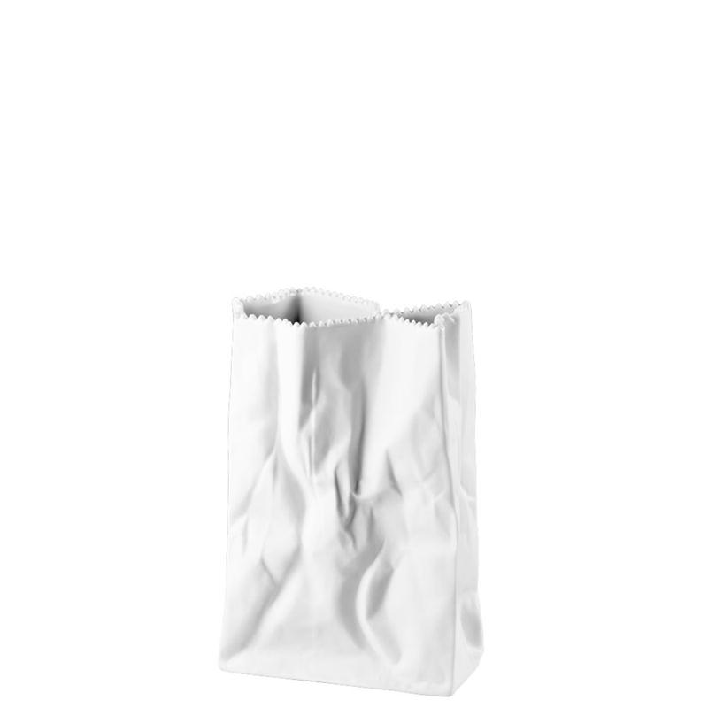 Rosenthal Do not litter Vase Tütenvase 18