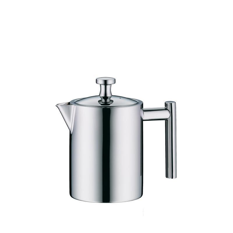 alfi Teekanne II 0,6 Liter Edelstahl mit Teesieb spülmaschinenfest