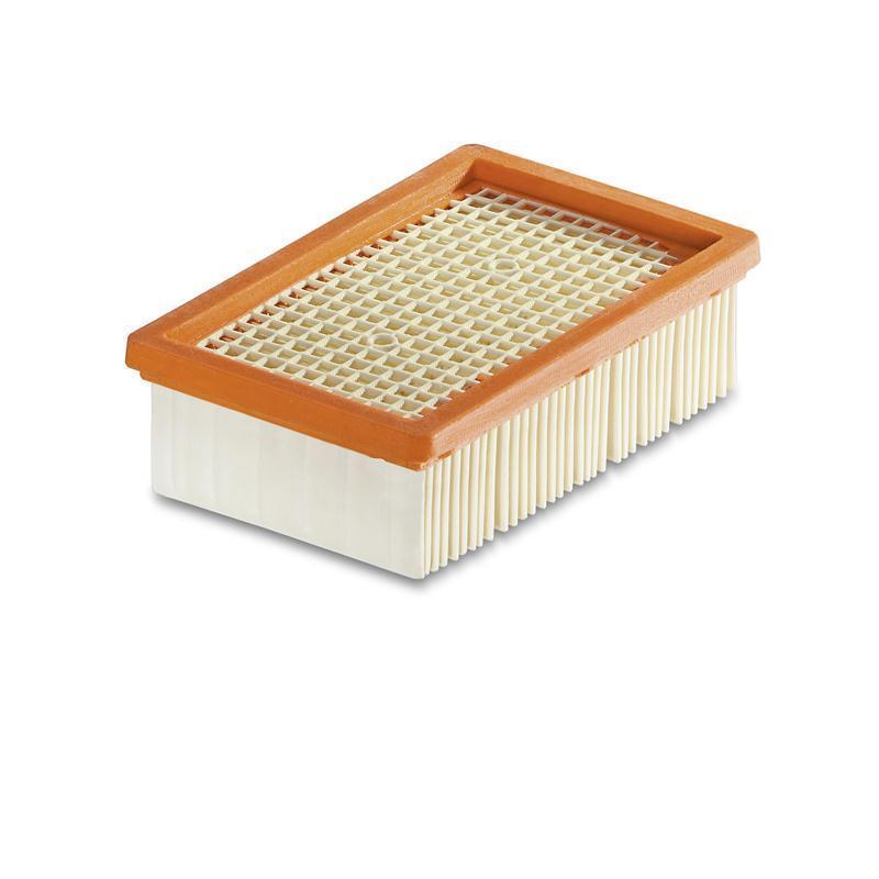 Kärcher Flachfaltenfilter für MV4 MV5 MV6 Flachfilter 2.863-005.0 MV 4 5 6