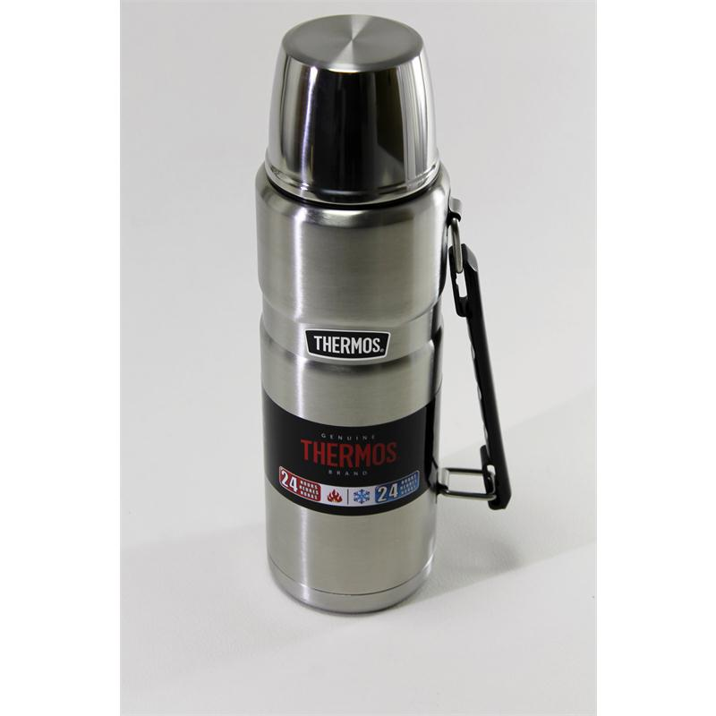 thermos isolierflasche stainless king steel 1 2ltr. Black Bedroom Furniture Sets. Home Design Ideas