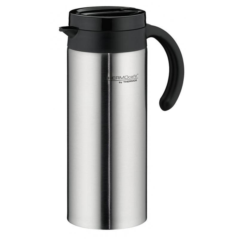 thermos isolierkanne tc lavender steel 1 2 liter edelstahl. Black Bedroom Furniture Sets. Home Design Ideas