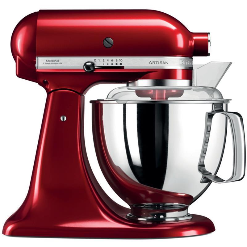 KitchenAid Artisan Küchenmaschine 5KSM175PSECA liebesapfelrot