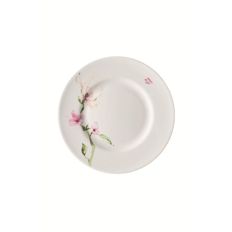 Rosenthal Jade Magnolie Frühstücksteller 23 cm Teller flach