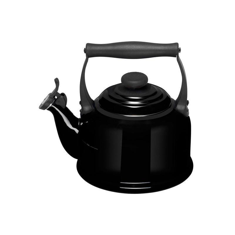 Le Creuset Wasserkessel Tradition schwarz 2 ltr.