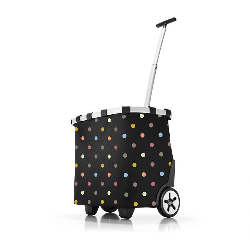 reisenthel carrycruiser dots OE7009 Einkaufsroller OE 7009 Tragegurt