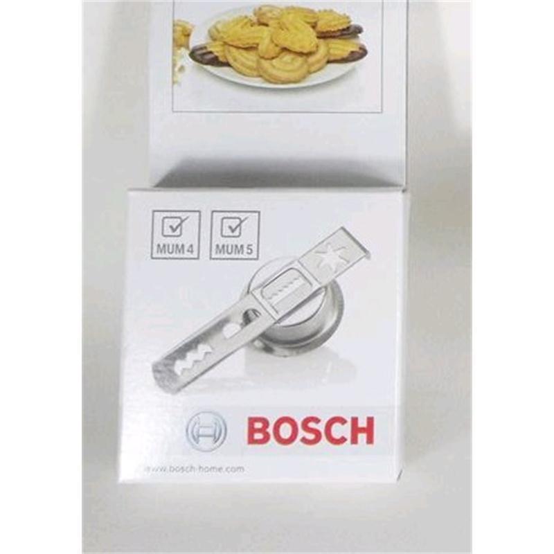 Bosch Spritzgebäckvorsatz  MUZ 45 SV 1  MUMZ45SV1 für MUM4... und MUM5...