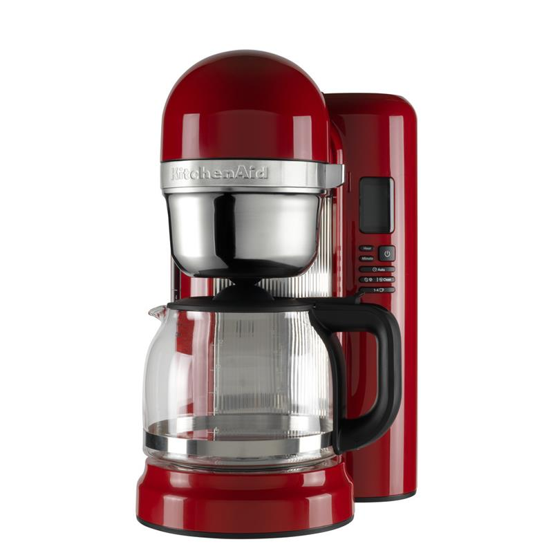kitchenaid coreline kaffeemaschine 5kcm1204eer empire red. Black Bedroom Furniture Sets. Home Design Ideas