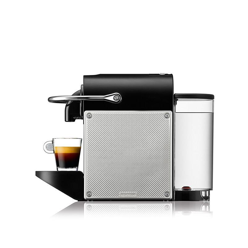 deLonghi Nespresso Pixie EN125S silber EN 125 S