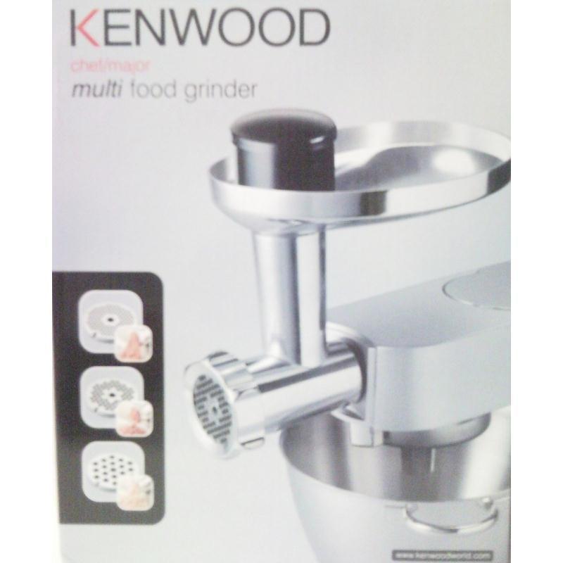Kenwood Küchenmaschine Fleischwolf 2021