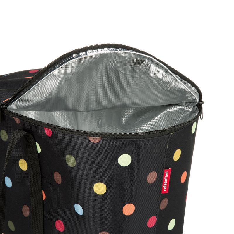 reisenthel coolerbag dots uh7009 einsatz. Black Bedroom Furniture Sets. Home Design Ideas
