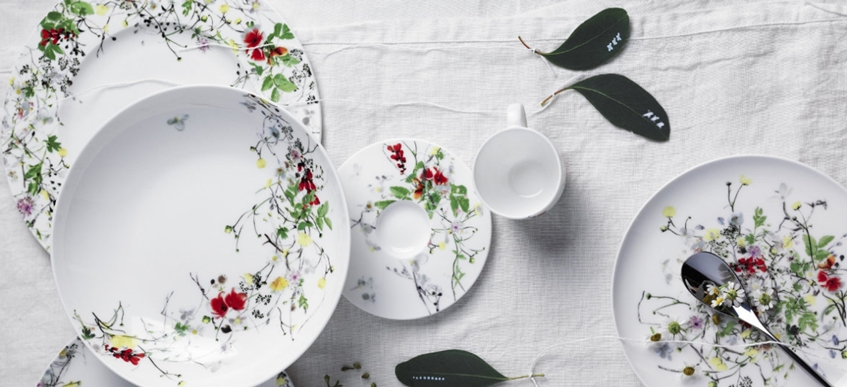 Rosenthal Brilliance Fleurs Sauvages