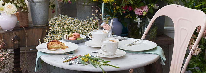Villeroy & Boch Caffe Club Floral Touch