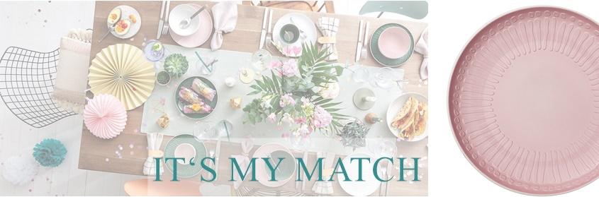 its my match